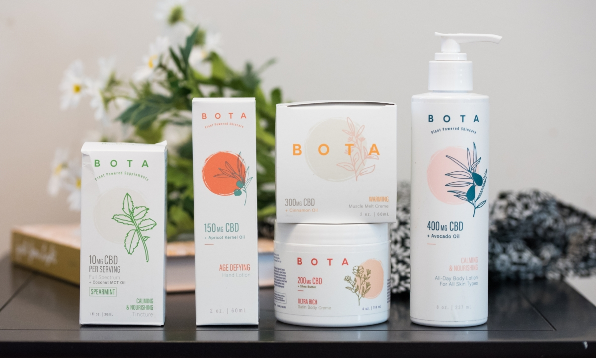 The ABC's of Natural Plant-Powered CBD Skincare (BOTA)